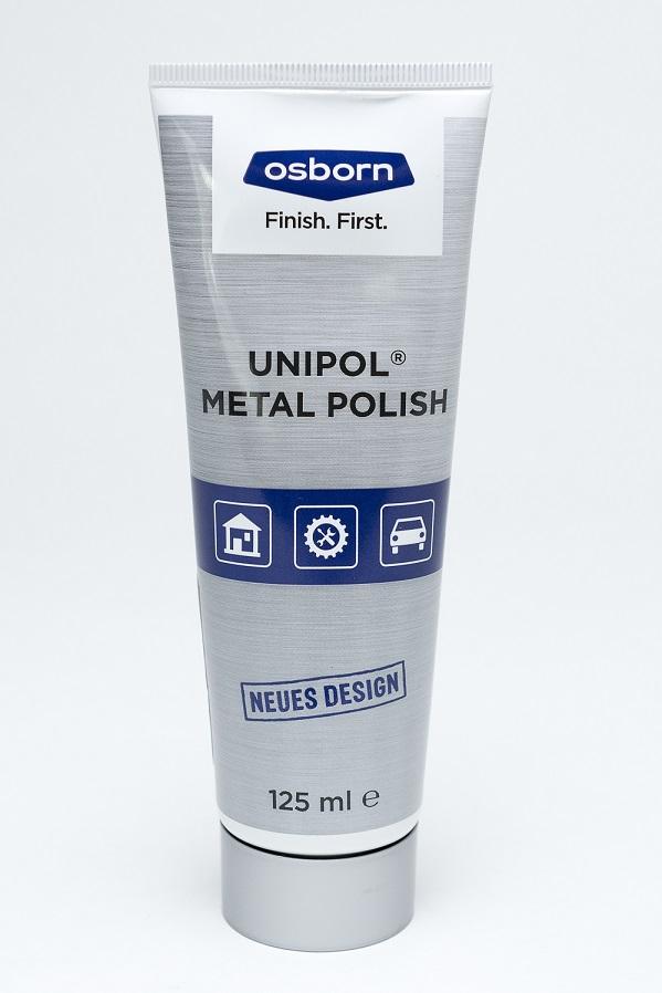 Unipol metal polish pour nettoyer les trompes de chasse