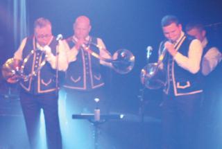photo concert de trompe et jazz