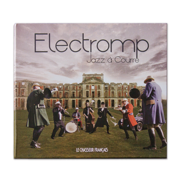 Couverture CD Jazz à Courre Electromp