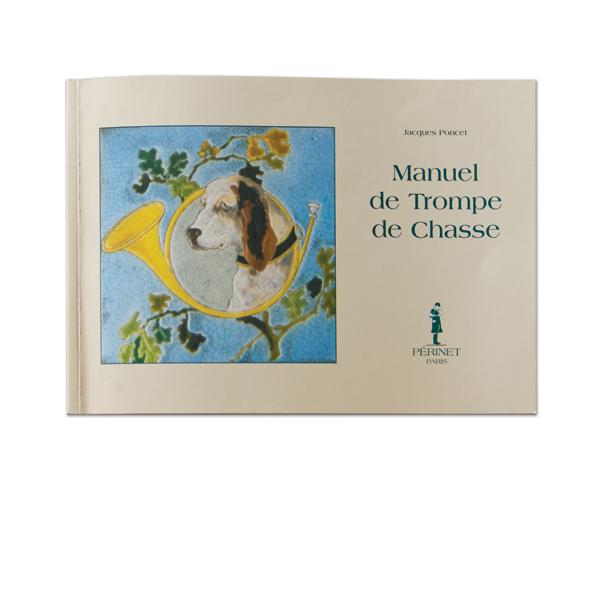 couverture du manuel de trompe