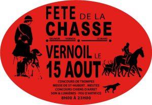 Fête de la chasse à Vernoil-le-Fourrier