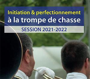 Visuel Formation trompe session 2021/2022